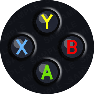 Xbox Buttons
