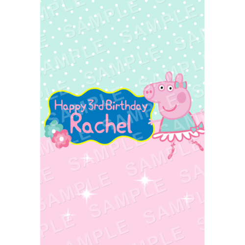 Peppa Pig Chocolate Bar Wrappers - Animal Chocolate Bar Wrappers - Print At Home