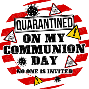 Quarantined Communion
